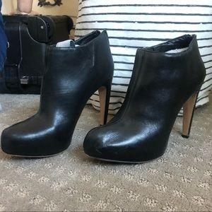 Sam Edelman high heels booties